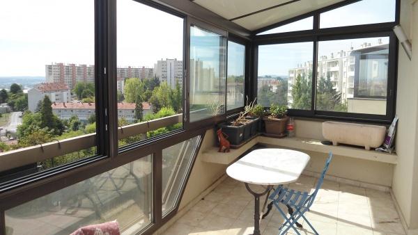 A vendre appartement sainte foy les lyon 94m 345000 for Agence terrasse et jardin lyon